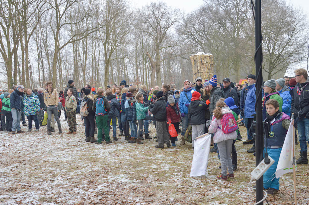 Opening BP-tocht 2017